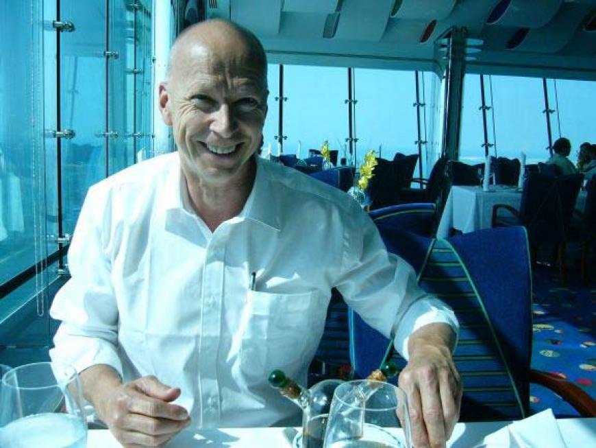 The Author - Peter Borgdorff
